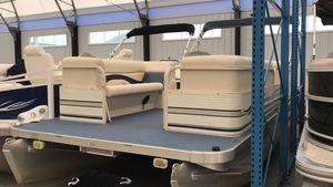 Used Aloha TS 250TS 250 Pontoon Boat For Sale