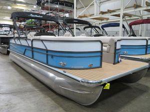 New Misty Harbor Biscayne Bay CEC B-2285CECBiscayne Bay CEC B-2285CEC Pontoon Boat For Sale