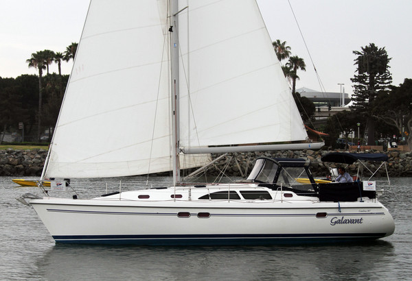 Used Catalina 387 Sloop Sailboat For Sale