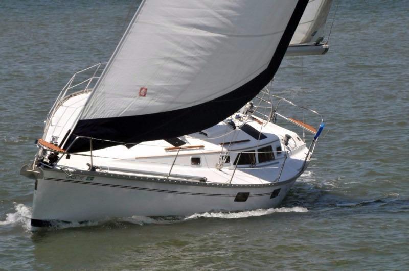 Used Hunter 375 Sloop Sailboat For Sale