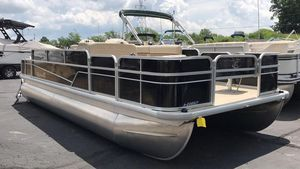 New Misty Harbor Adventure CF A-2085CFAdventure CF A-2085CF Pontoon Boat For Sale