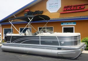"New Harris Sunliner 220 2-25""Sunliner 220 2-25"" Pontoon Boat For Sale"