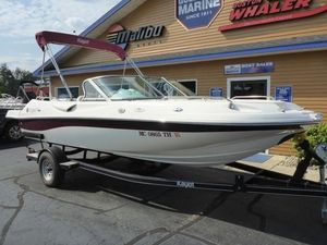 Used Kayot V200V200 Deck Boat For Sale