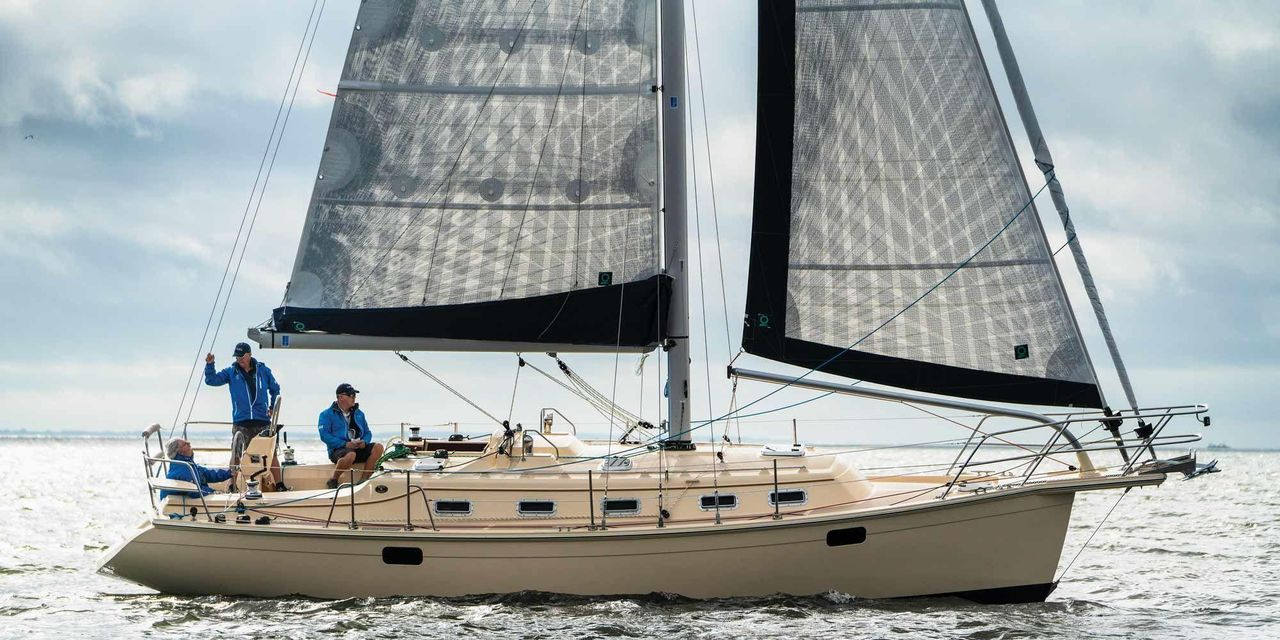 2020 New Island Packet 349 Cruiser Sailboat For Sale