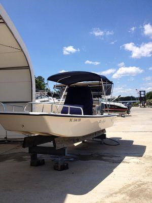 Used Jones Brothers 200 Bateau Center Console Fishing Boat For Sale