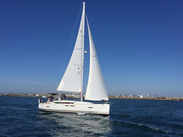 New Jeanneau 379 Sun Odyssey Sloop Sailboat For Sale