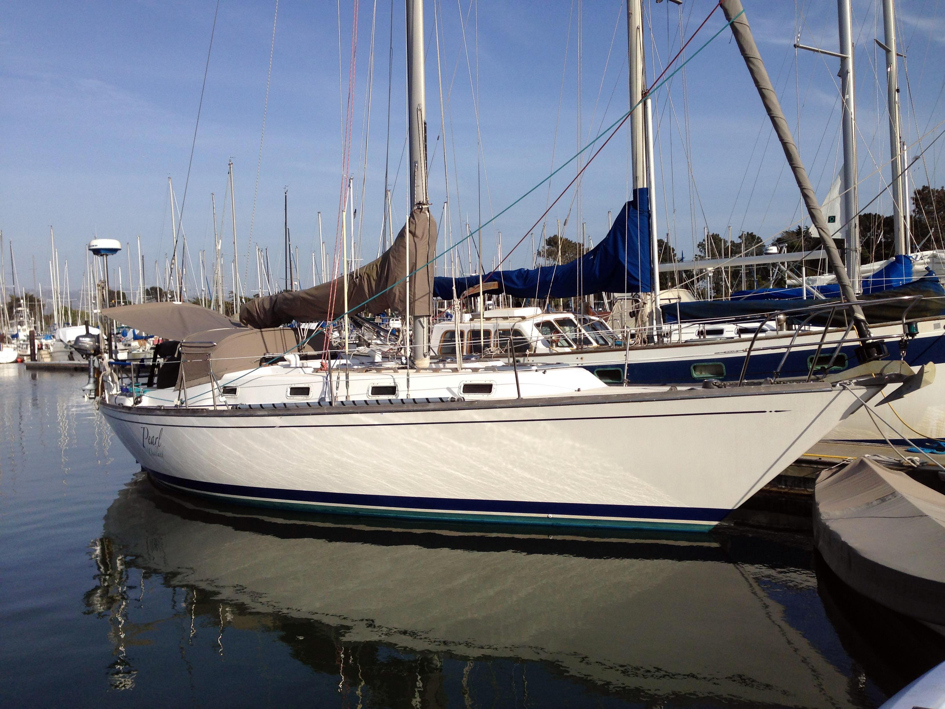 Used Tartan 37 Sloop Sailboat For Sale