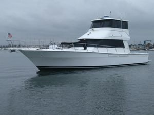 Used Mediterranean 54 Saltwater Fishing Boat For Sale