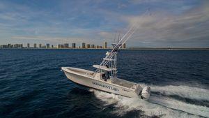 Used Sea Hunter Center Console Fishing Boat For Sale