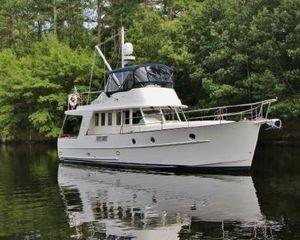 Used Beneteau Swift 42 Trawler Boat For Sale