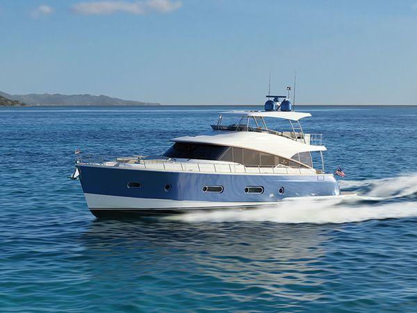 New Belize 66 Daybridge Motor Yacht For Sale