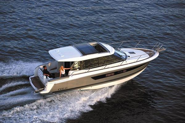 New Jeanneau NC 11 Cruiser Boat For Sale