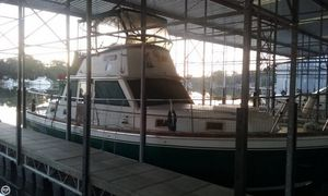 Used Gulfstar 36 MkI Trawler Boat For Sale