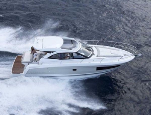 New Leader 36 Express Cruiser Boat For Sale