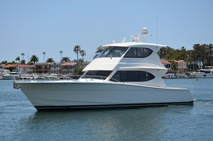 Used Maritimo 48 Cruising Motoryacht Flybridge Boat For Sale