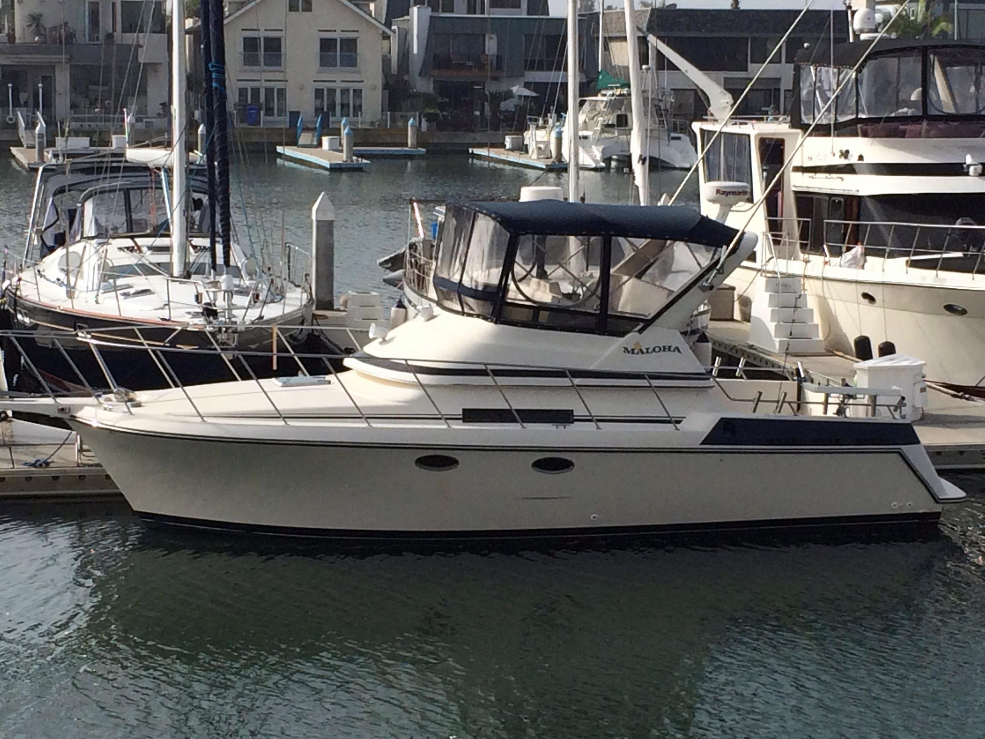 Used Navigator 336 Flybridge Boat For Sale