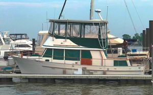 Used Albin 36 Aft Cabin Trawler Boat For Sale