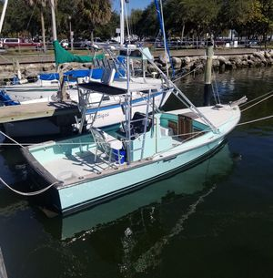 Used Morgan Sport Fish Center Console Fishing Boat For Sale