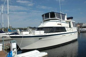 Used Hatteras 43 Motor Yacht Motor Yacht For Sale