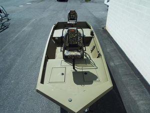 New Lowe Roughneck 1760 PathfinderRoughneck 1760 Pathfinder Jon Boat For Sale