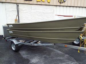 New Lowe Boats L1240 JonBoats L1240 Jon Boat For Sale
