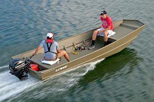 New Lowe L1648 MT AURAL1648 MT AURA Jon Boat For Sale