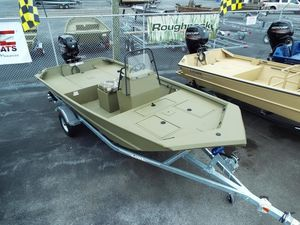 New Lowe Roughneck 1660 PathfinderRoughneck 1660 Pathfinder Jet Boat For Sale