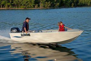 New Lowe Boats V1458 Utility VBoats V1458 Utility V Utility Boat For Sale