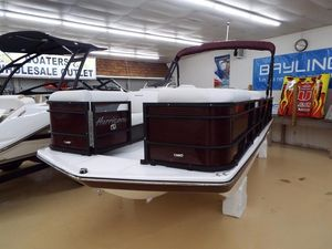 New Hurricane FD 196 OBFD 196 OB Pontoon Boat For Sale