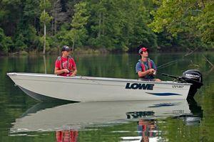 New Lowe Boats V1468W Utility VBoats V1468W Utility V Utility Boat For Sale