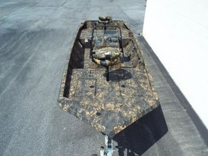 New Lowe Roughneck 1860 PathfinderRoughneck 1860 Pathfinder Jet Boat For Sale