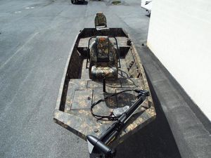 New Lowe Roughneck 1860 PathfinderRoughneck 1860 Pathfinder Jon Boat For Sale