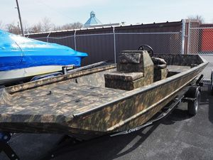 New Lowe Roughneck 1860 Tunnel JetRoughneck 1860 Tunnel Jet Jon Boat For Sale