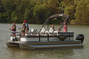 New Lowe SF212 Walk ThruSF212 Walk Thru Pontoon Boat For Sale