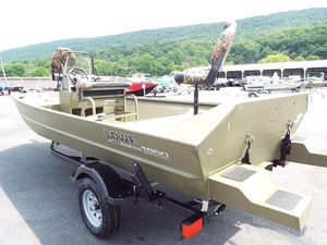 New Lowe Boats Roughneck 1860 PathfinderBoats Roughneck 1860 Pathfinder Jon Boat For Sale