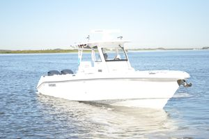 Used Everglades 325 Center Console Center Console Fishing Boat For Sale