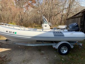 Used Novurania Deluxe 550 Tender Boat For Sale
