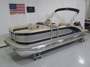 New Baretta L 23UL 23U Pontoon Boat For Sale