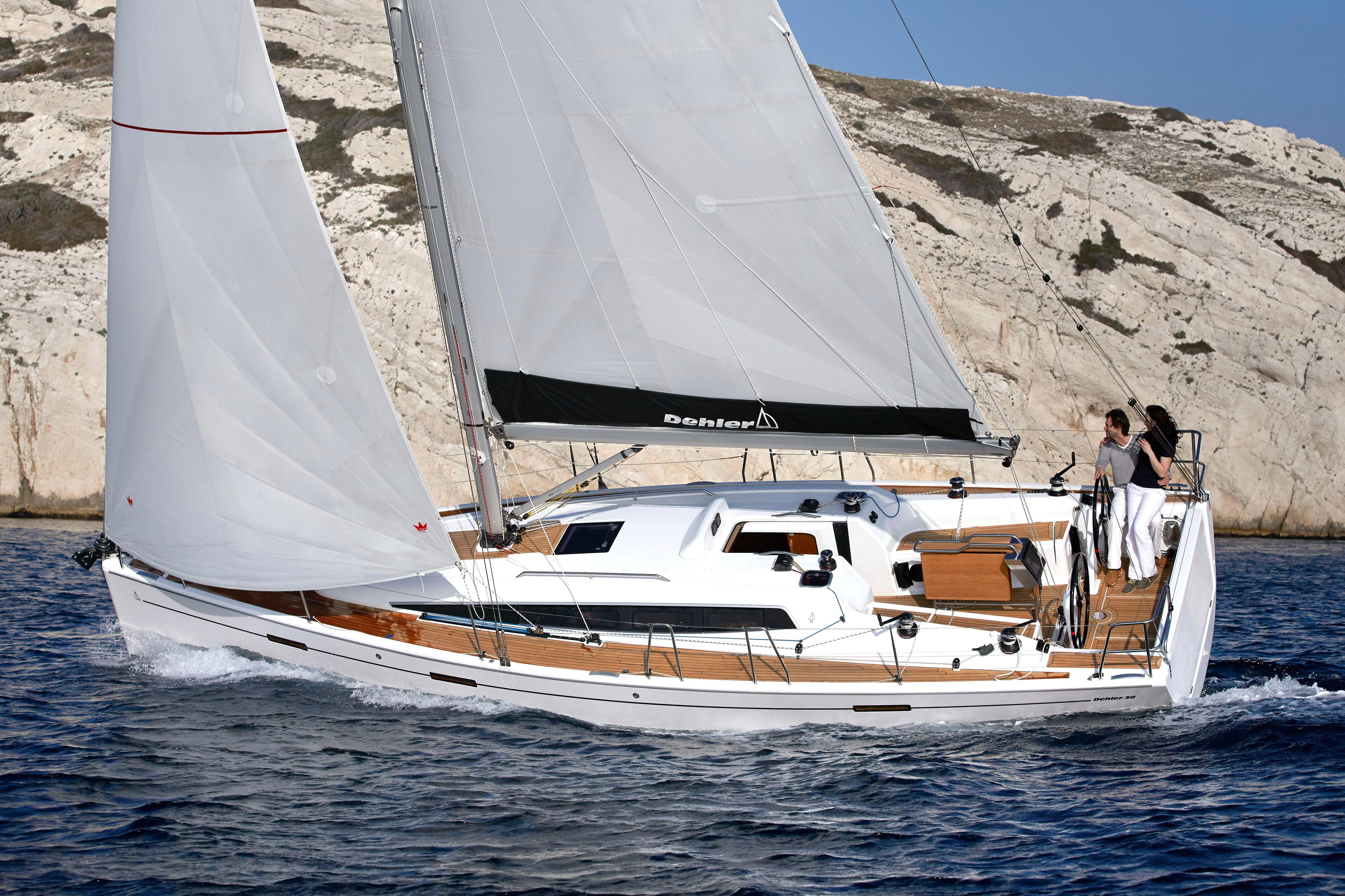 New Dehler 38 Racer and Cruiser Sailboat For Sale