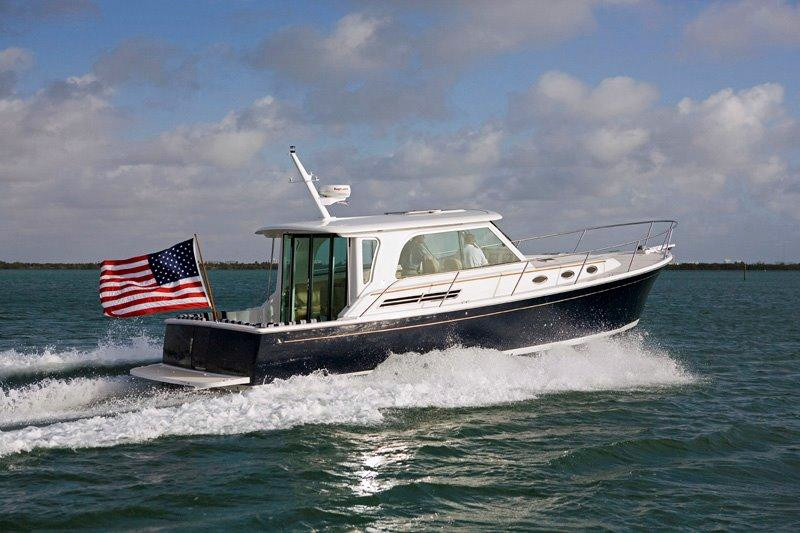 New Back Cove Back Cove 37 Downeast Fishing Boat For Sale