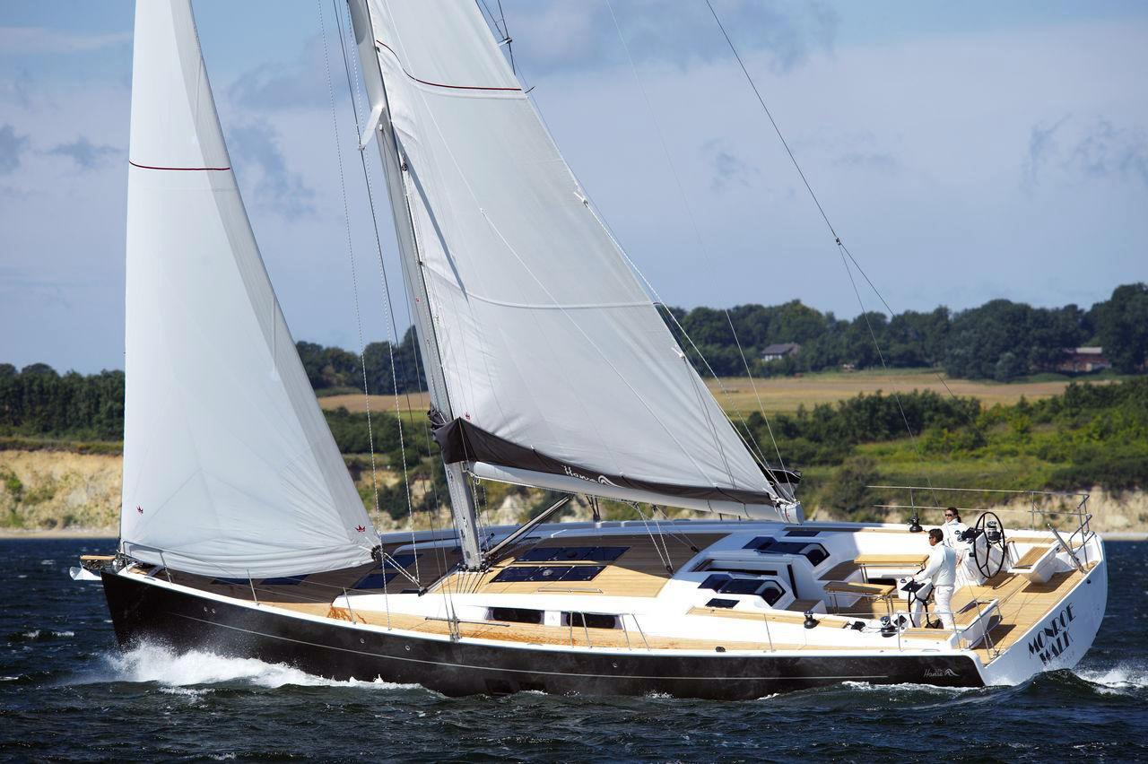 New Hanse 575 Cruiser Sailboat For Sale