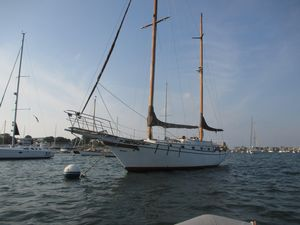 Used Island Trader 41 Ketch Sailboat For Sale