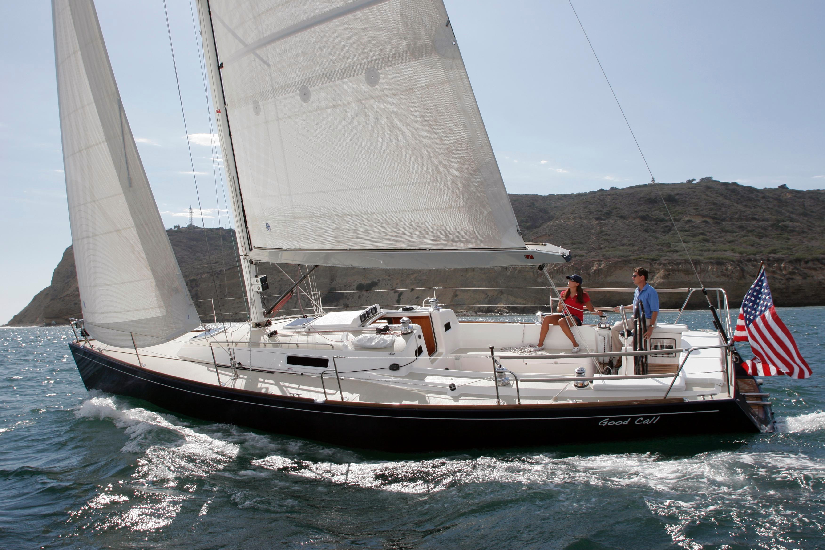 Used J Boats J124 Racer and Cruiser Sailboat For Sale
