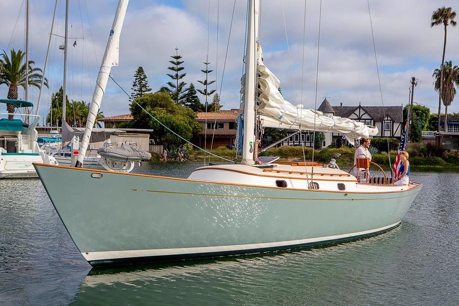 Used Bruckmann Zurn 42 Daysailer 42 Daysailer Sailboat For Sale