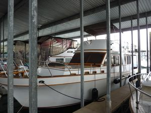 Used Chb Europa Trawler Boat For Sale