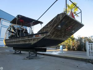 Used Air Ranger 22 Air Boat For Sale