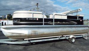 Used Misty Harbor 225CR Adventure225CR Adventure Pontoon Boat For Sale