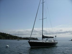 Used Concordia One-off Sloop Sailboat For Sale