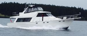 Used Bayliner 4788 Pilothouse Motoryacht Motor Yacht For Sale