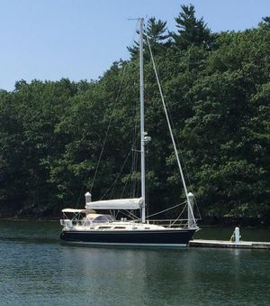 Used Sabre 362 Cruiser Sailboat For Sale